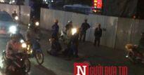 Tai nạn từ đường sắt Cát Linh-Hà Đông:Chưa đảm bảo an toàn lao động?