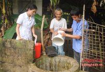 Các địa phương tích cực phòng chống dịch bệnh sau mưa lũ