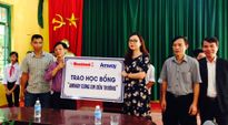 Trao niềm tin cho học sinh nghèo vượt khó Sóc Sơn