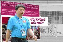 Sếp VFF nói gì về việc báo Anh chê bóng đá Việt Nam?
