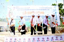 Khởi công D.A cấp điện nông thôn từ lưới điện quốc gia tỉnh Khánh Hòa