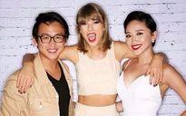 Chàng MC Việt phỏng vấn Taylor Swift, Phạm Băng Băng