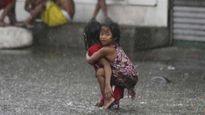 Sức tàn phá của bão số 7 trước khi vào Việt Nam