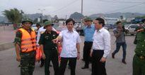 Bão số 7 đổ bộ vào Quảng Ninh lúc 13h hôm nay (19/10)