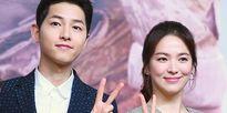 Rộ tin đồn Song Joong Ki tổ chức sinh nhật cho Song Hye Kyo?