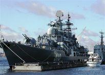 3 chiến hạm Hải quân Trung Quốc thăm cảng Cam Ranh
