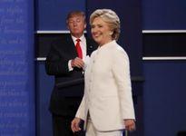 Thị trường tin Clinton 'thắng' Trump trong cuộc tranh luận cuối cùng