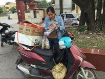 Bà mẹ 3 con bán thực phẩm sạch để có sách cho trẻ nông thôn