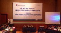 Đạo đức và hội nhập của báo chí ASEAN
