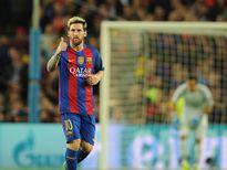 Vượt huyền thoại Real, Messi lập kỷ lục Champions League