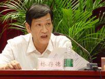 Quan chức Trung Quốc lĩnh án chung thân vì tham nhũng