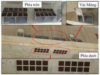 Đánh giá bước đầu của thí nghiệm phơi bày thép chịu thời tiết ở khu vực ven biển TP. Hồ Chí Minh