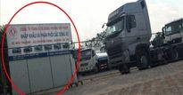 Đông Anh (Hà Nội): Công ty TNHH ô tô Đông Phong 'biến' đất nông nghiệp thành bãi xe?