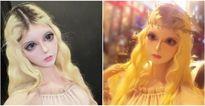 Sau anh chàng mặt rắn, đến lượt cô 'búp bê Barbie' mang trong mình 1/4 dòng máu Nga khuấy đảo mạng xã hội