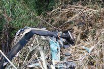 Bác thông tin trực thăng EC-130 rơi do thời tiết