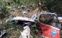 Chưa xác định nguyên nhân máy bay rơi ở Bà Rịa-Vũng Tàu