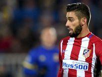 Atletico Madrid thủ chắc như Godin, công hay như Carrasco