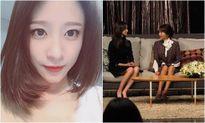 Sao Hàn 22/10: Hani mặt nhọn khác lạ, Yoon Ah tình cảm bên 'mẹ kế'