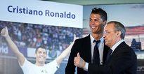 Real Madrid từ chối yêu cầu ký hợp đồng mới của Ronaldo