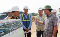 Thúc tiến độ dự án cao tốc Đà Nẵng - Quảng Ngãi