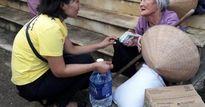 Báo NTNN chia sẻ với người khó khăn xã Sơn Trà