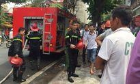 Hà Nội: Cháy biệt thự cổ 100 năm tuổi trên phố Nguyễn Thái Học