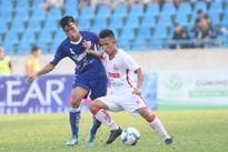 U.21 Quảng Ninh cầm chân dàn sao V.League U.21 HA.GL
