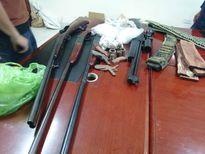 Ba cán bộ bảo vệ rừng bị bắn chết