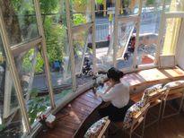 Những quán cà phê tìm khoảng lặng ở Hà Nội