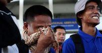 Ngày mai, 3 thuyền viên Việt bị cướp biển bắt cóc sẽ được trao trả