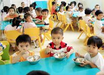 Cơ sở giáo dục tăng cường biện pháp hạ thấp tỷ lệ trẻ thừa cân, béo phì