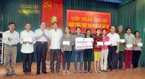 Hội Doanh nhân Nghệ Tĩnh mở rộng tại Đà Nẵng trao 600 triệu đồng cho bà con vùng lũ lụt