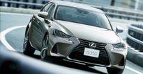 Lexus IS facelift nâng cấp tại Nhật