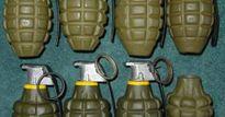 Phát hiện 'kho' lựu đạn, đạn 'khủng' được giấu trong nhà trọ