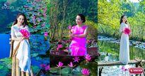 Xem loạt ảnh này, khó mà tin Mai Thu Huyền đã 37 tuổi và có hai con