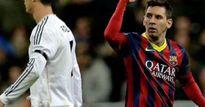 Tiêu điểm vòng 9 Liga: Đỉnh cao Messi, vực sâu Ronaldo