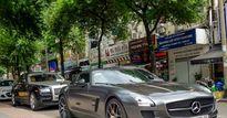 Chiêm ngưỡng hai siêu xe nhà nữ đại gia Lê Hồng Thủy Tiên trên phố Sài Gòn