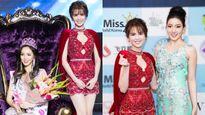 Tự hào nhan sắc Việt, Ngọc Trinh tỏa sáng lộng lẫy, lấn át Hoa hậu Hàn Quốc