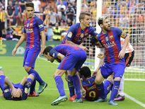 Barca thắng kịch tính Valencia 3-2: Giờ là lúc lo vá hàng thủ