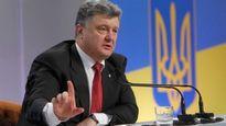 Poroshenko nói rõ ý định tấn công trực tiếp Nga?