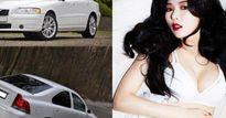 Giá siêu xe hàng chục triệu đô của sao Hàn