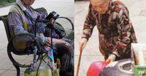 Người thân siêu sao Hoa ngữ phải nhặt rác kiếm sống