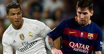 Thống kê gây sốc về Messi và Ronaldo