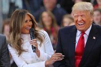 Nghi vấn vợ tỷ phú Donald Trump đòi ly dị