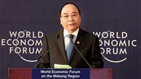 Thủ tướng đề cập 4 vấn đề lớn tại Hội nghị WEF- Mekong
