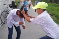 Nam sinh bị đánh, tiểu vào đầu: Xuất hiện kẻ xúi giục!