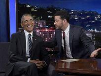 Obama bật cười về Trump suốt phiên tranh luận tổng thống