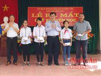 Gần 340 triệu ủng hộ Quỹ khuyến học xã Thanh Yên (Thanh Chương)