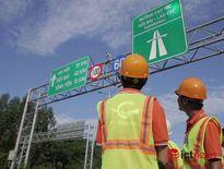 Xử lý vi phạm giao thông bằng hình ảnh trên cao tốc Nội Bài-Lào Cai từ ngày 3/11