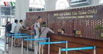 Cảng tàu khách Quốc tế Tuần Châu đưa nhà ga mới vào hoạt động